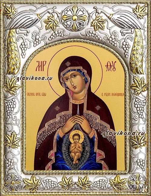 Образ беременной богородицы