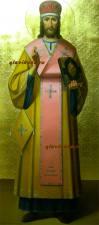 Живописная икона Арсения Суздальского