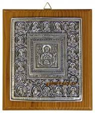 Божья Матерь Знамение - небольшая икона