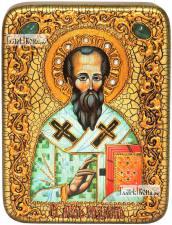 Родион апостол, икона подарочная на дубовой доске, 15х20 см