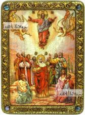 Вознесение Господня, аналойная икона подарочная
