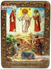 Преображение Господня, аналойная икона подарочная