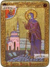 Ксения Петербургская (ростовая), аналойная икона подарочная