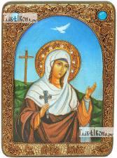 Иулия (Юлия) Карфагенская, аналойная икона подарочная