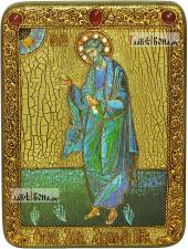 Андрей Первозванный (ростовой), аналойная икона подарочная