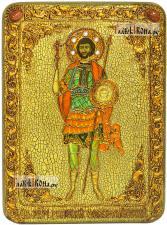 Валерий Севастийский, аналойная икона подарочная