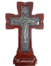 Православный крест с ангелами