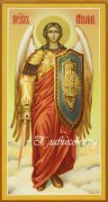 ростовая икона Архангела Михаила, артикул 6007