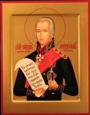 Феодор Ушаков икона, артикул 90081
