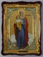 Валаамская икона 60х80см