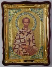 Иоанн Златоуст, икона храмовая