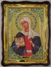 Калужская Божия Матерь, икона храмовая