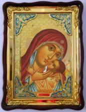 Касперовская Божия Матерь, икона храмовая