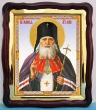 Лука Крымский (поясной), аналойная икона (43 х 50 см)