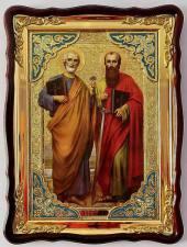 Петр и Павел апостолы, икона храмовая