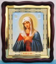 Умиление Божия Матерь, аналойная икона (43 х 50 см)