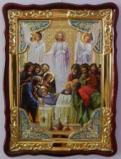 Успение Пресвятой Богородицы, икона храмовая