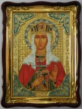 Царица Александра, икона храмовая