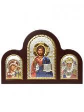 Триптих с иконами