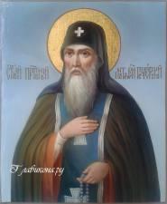 Матфей Печерский икона масло, артикул 6029