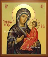 Тихвинска икона Божией Матери купить, артикул 216