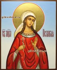 рукописная икона Пелагии, артикул 6035