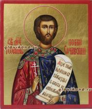 Иоанн Сочавский, икона рукописная артикул 6008