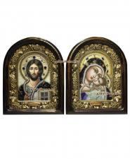 Венчальные иконы дивеевские с камнями