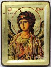 Архангел Гавриил, икона в барханой упаковке