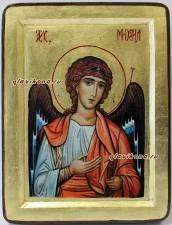 Архангел Михаил, икона на дереве