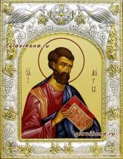 Апостол Марк, икона в ризе