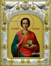 Целитель Пантелеймон (живописный), икона