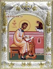 Роман Сладкопевец, икона в ризе
