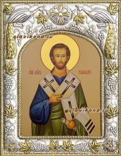 Апостол Тимофей, икона в ризе