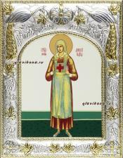Аполлинария Тупицына, икона в ризе