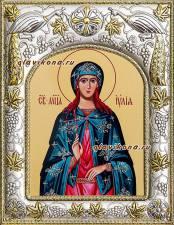 Иулия (Юлия) Карфагенская, икона в ризе