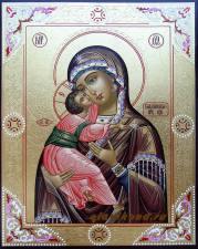 Владимирская Божия Матерь заказать икону