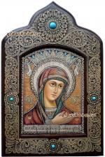 Скоропослушница Невская икона на баресте
