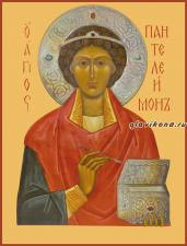 Пантелеймон великомученик