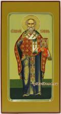 Ростовая икона Николая Чудотворца