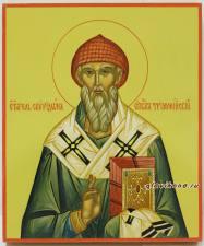 Рукописна яикона Спиридона Тримифунтского
