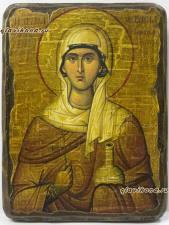 Анастасия, икона под старину