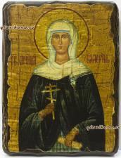 Валерия - икона под старину