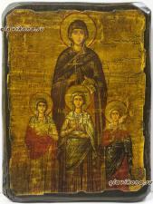 Софья, Вера, Надежда, Любовь