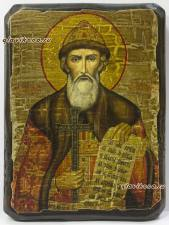 Владимир - икона состаренная