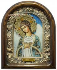 икона Ангел Хранитель - вар. оформления 1
