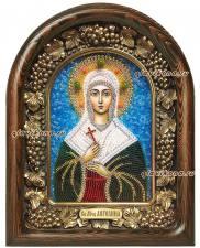 Ангелина Сербская, дивеевская икона