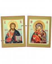 Венчальная пара с Владимирской, артикул 304