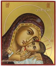 Богородица Корсунская, икона писаная артикул 276