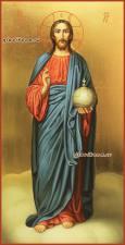 Ростовая икона Вседержителя, артикул 628